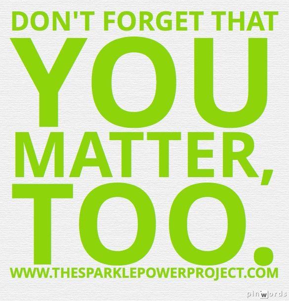 momtra:  you matter, too